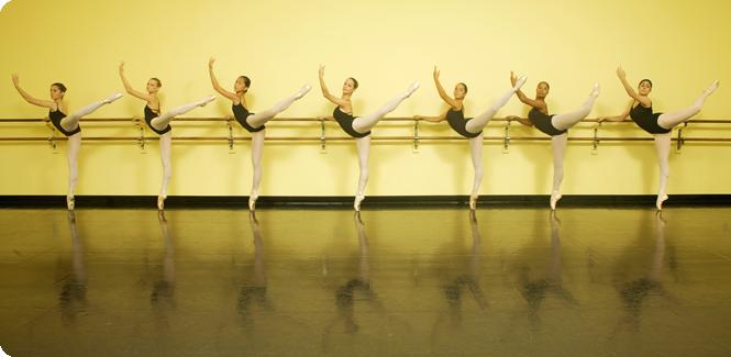Хореографические станки – незаменимый атрибут для совершенствования танцоров
