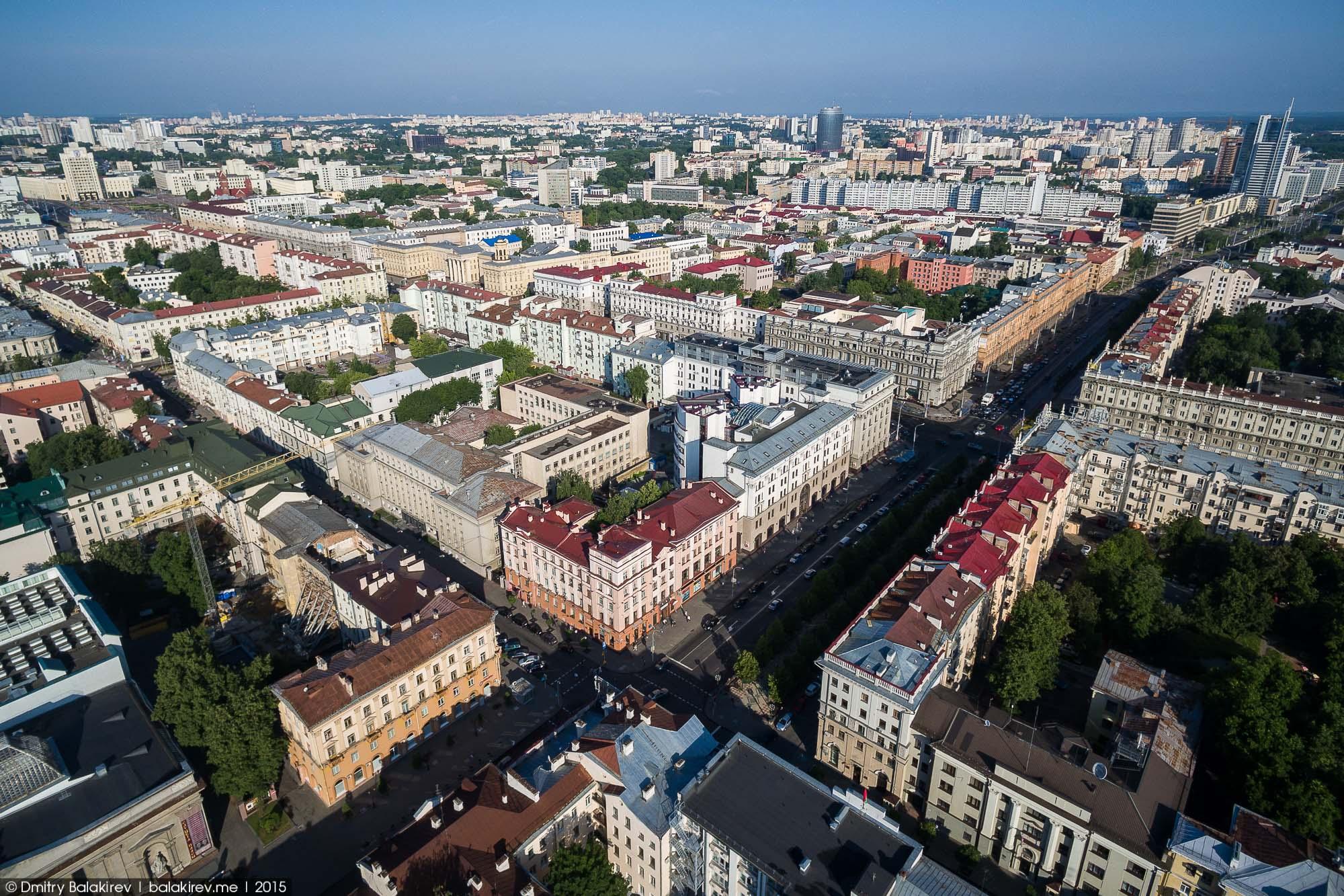 Актуальные тенденции рынка недвижимости в Минске