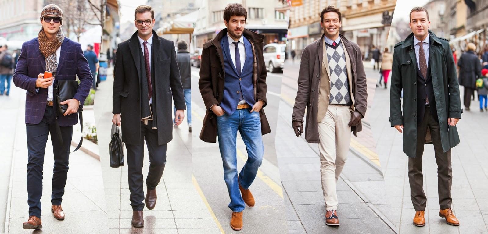 Удобные и стильные мужские современные образы