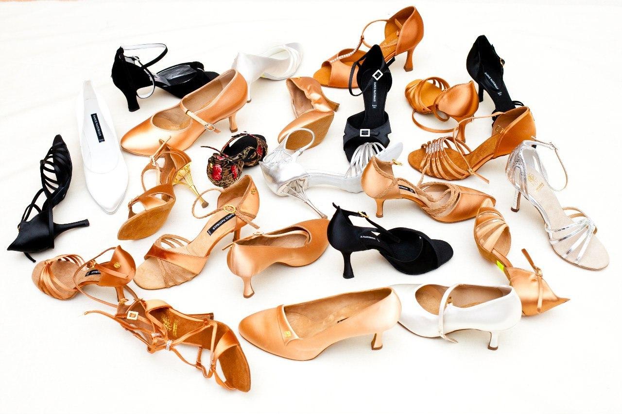 Как выбрать обувь для латины