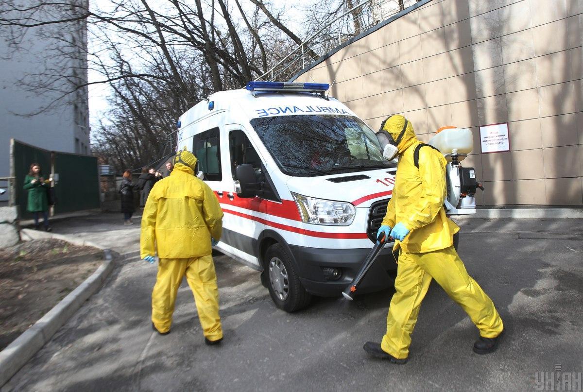 У Тернополі в маленької дитини запідозрили коронавірус