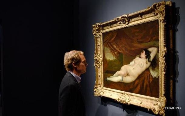 Тайна скандальной эротической картины 19 векаСюжет
