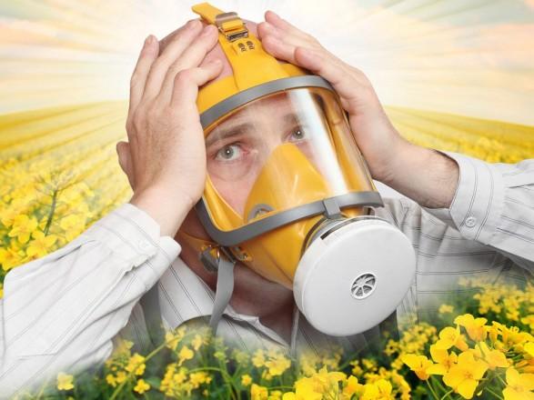 Украинцев предупредили о вспышке аллергии