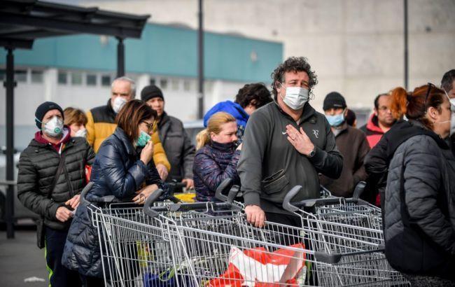 В Италии находится более 15 тыс. украинцев