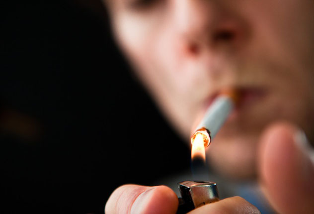 Курение является источником психологических проблем,- ученые