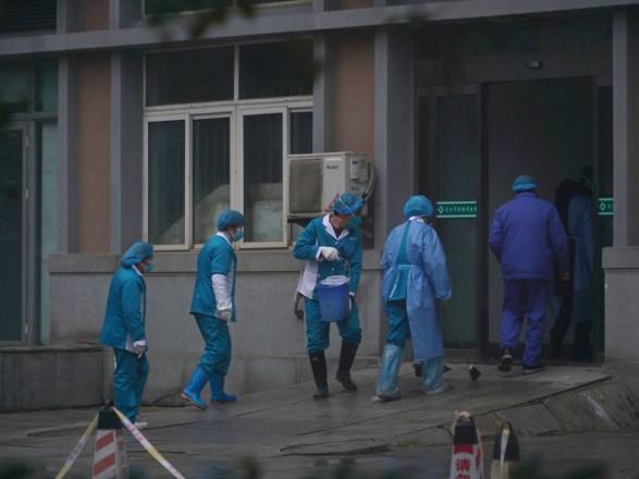 Эпидемия коронавируса: Украина повысила уровень готовности системы реагирования