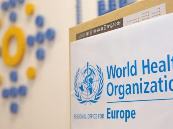 Украина ведет переговоры с ВОЗ относительно получения наборов для выявления коронавируса