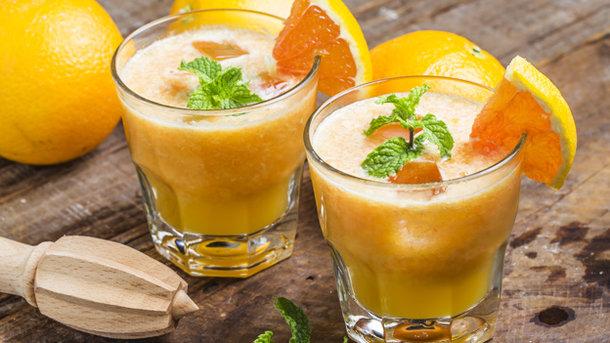 Пять причин пить апельсиновый сок каждый день