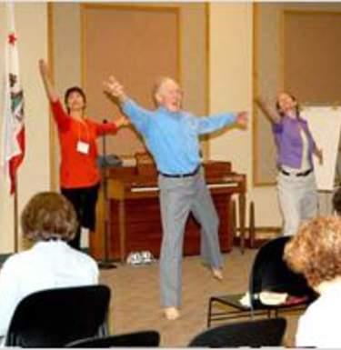 Терапия с помощью танцев