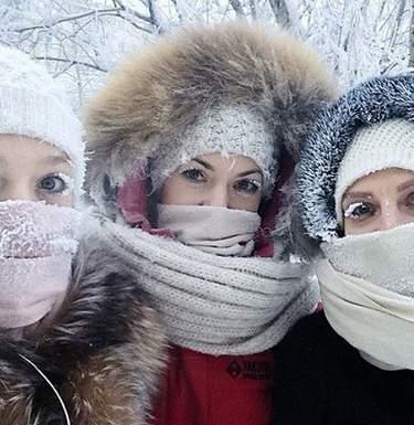 На Украину надвигаются морозы: как защититься от переохлаждения