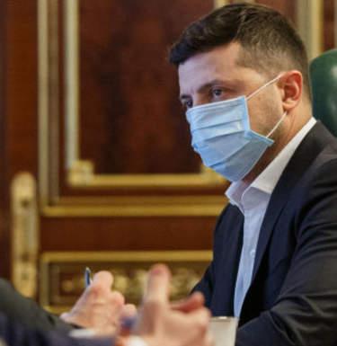 Зеленский утвердил 10 шагов по сдерживанию эпидемии коронавируса