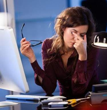Как сохранить зрение, если весь день работаешь за компьютером