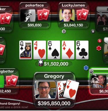 Онлайн-покер идет на смену традиционной игре