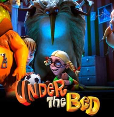Вулкан: правила игры Under the Bed и условия бонусного уровня
