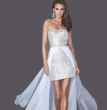 Красивое платье как часть совершенного женского образа