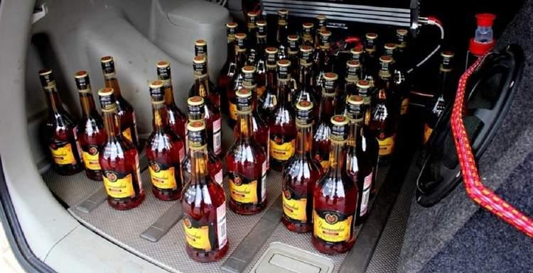 Доставка водки в Москве