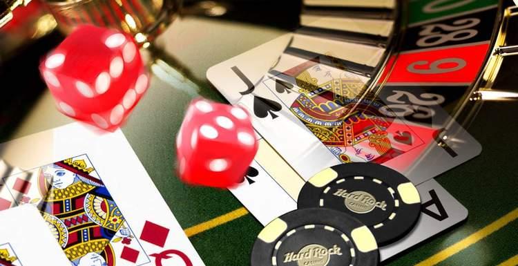 Онлайн-казино в России -  justcasino