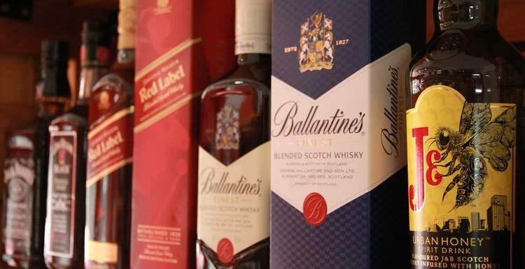 Москва лидирует в сфере доставки алкоголя на дом