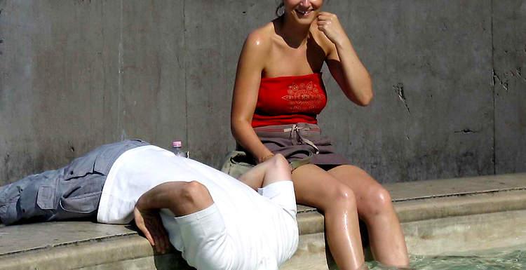 Как спастись от жары подручными средствами