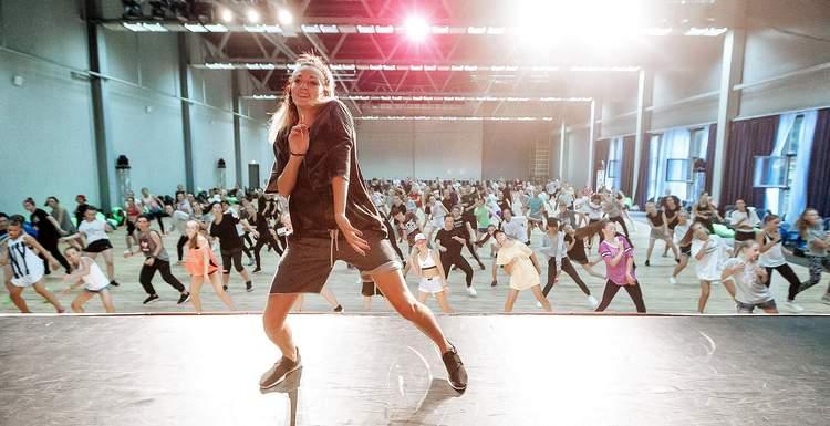 Танцевальный лагерь PROТАНЦЫ — главное событие лета 2018