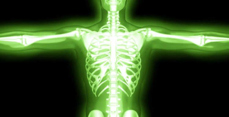 Что радиация делает с телом?