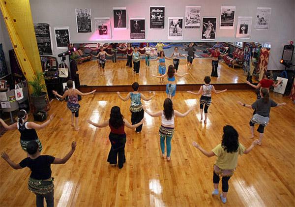 Польза танцев для женского здоровья