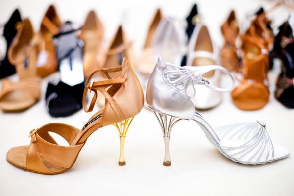 Удобная обувь для совершенствования в искусстве танцев