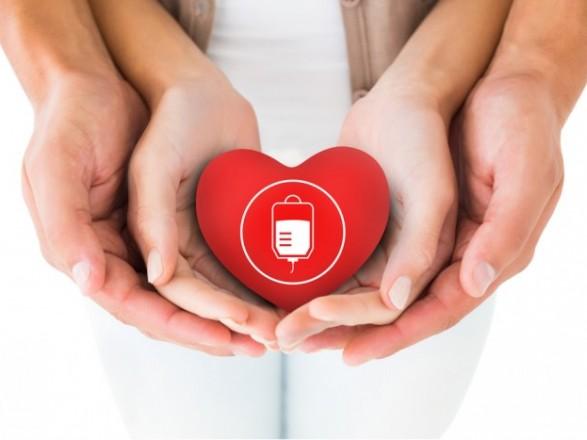 В Украине 70% доноров сдают кровь только раз в жизни