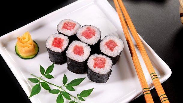 Можно ли есть суши летом