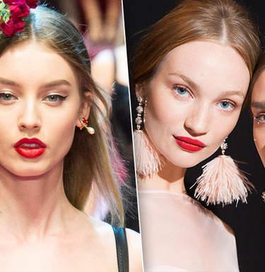Модный макияж весна-лето 2019