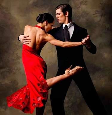Аргентинское танго не только в Аргентине